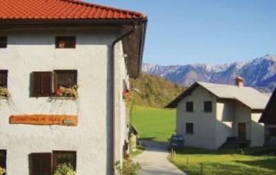 Vakantiehuis In Tolmin (Ser044)