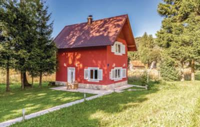 Vakantiehuis In Gorski Kotar-Stara Susica
