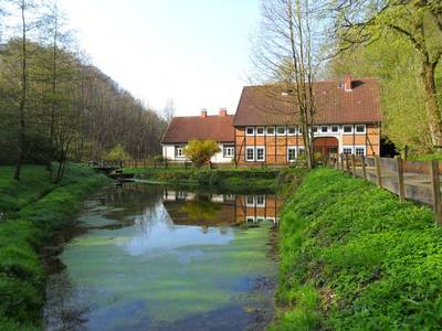 Natuurhuisje in Hessisch oldendorf
