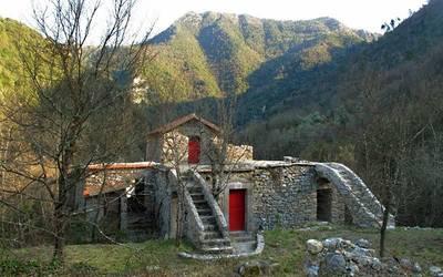 Natuurhuisje in Olivetta san michele