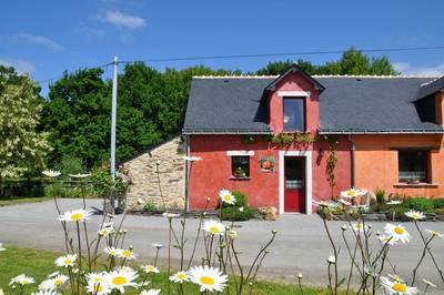 Natuurhuisje in Conquereuil