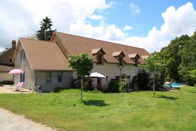 Natuurhuisje in Méry-es-bois