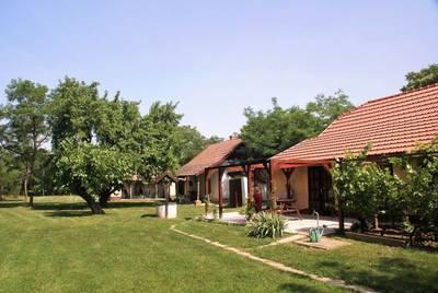 Natuurhuisje in Tiszaszőlős