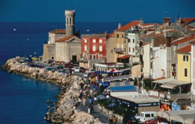 Vakantiehuis In Piran (Scr087)