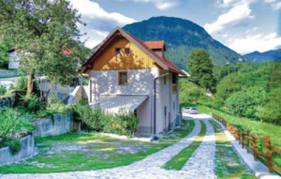 Vakantiehuis In Goriska-Grahovo Ob Baci (Ser110)