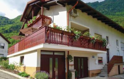 Vakantiehuis In Goriska-Tolmin (Ser121)
