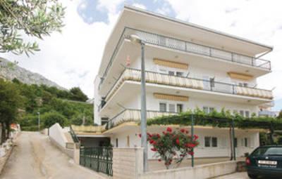 Vakantiehuis In Omis-Nemira (Cdf298)