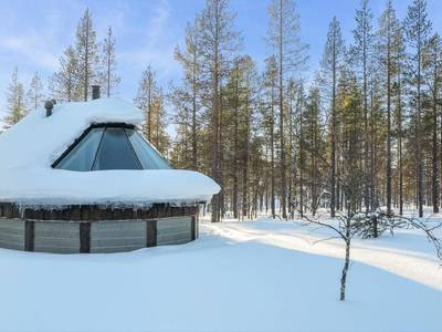 Arctic hut, laanila