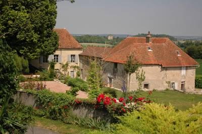 Natuurhuisje in Montaigu-le-blin