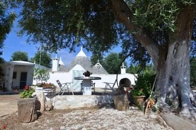 Natuurhuisje in San michele salentino