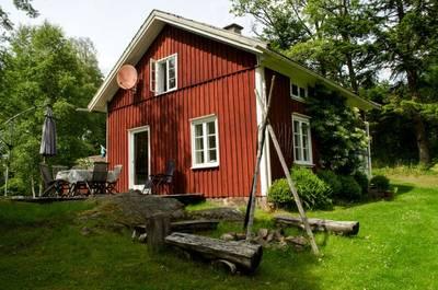 Natuurhuisje in Borgstena