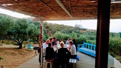 Natuurhuisje in Saveriakos retreat