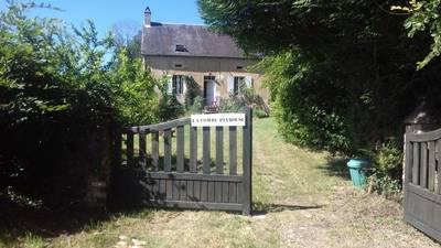 Natuurhuisje in Le petit massé