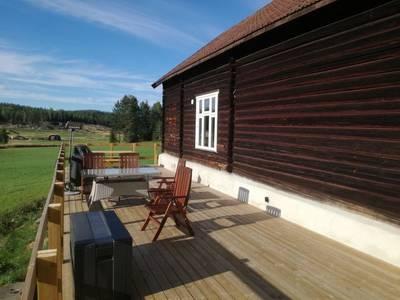Natuurhuisje in Vikersund
