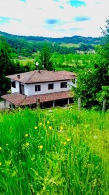 Natuurhuisje in Bubbio