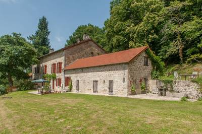 Natuurhuisje in Saint-priest-palus
