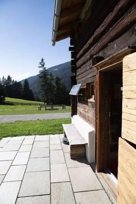 Natuurhuisje in Lantsch