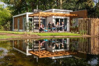 Deluxe 4 personen Sauna