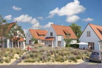 Breeduyn Village in Bredene - West-Vlaanderen, België foto 426