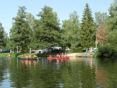 Campingplatz Naabtal
