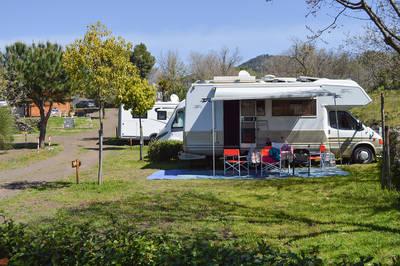 Area Attrezzata Per Camper Mons Gibel Camping Park