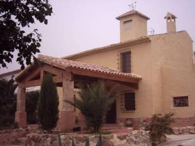 Natuurhuisje in Fuentealamo