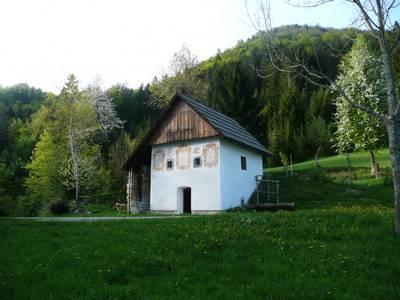 Natuurhuisje in Idrija