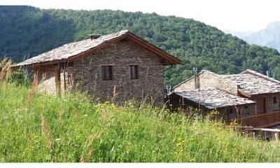 Natuurhuisje in Baudinet chiusa pesio