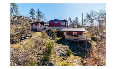 Natuurhuisje in Figeholm