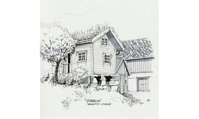 Natuurhuisje in Lauvstad