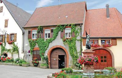 Vakantiehuis In Pfaffenheim