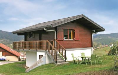 Vakantiepark In Xonrupt-Longemer