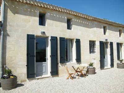 Clos Vieux Rochers Vineyard & Gites 2 The Courtyard