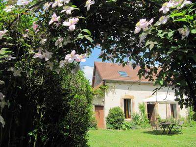Gite Jardin du Jauny