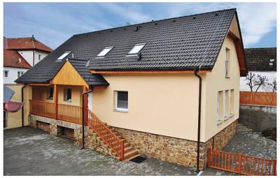 Vakantiehuis In Babice U Trebice