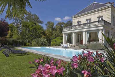 Chateau Coulon Laurensac- Vakantiehuis Pauillac
