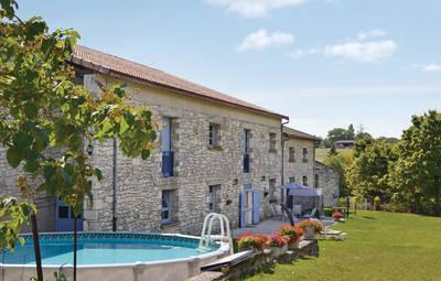 Vakantiehuis In Belvèze