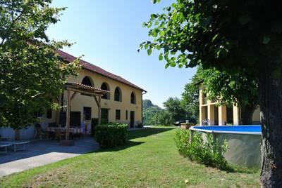 Natuurhuisje in Spigno monferrato