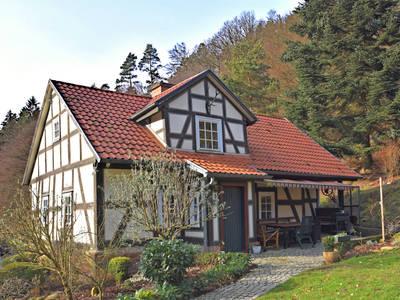 Natuurhuisje in Rotenburg an der fulda