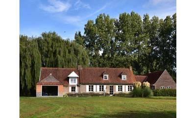 Natuurhuisje in Sint-omaars
