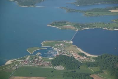 Le Lac du Der Marina