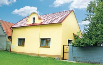 Vakantiehuis In Dobsice U Podebrad