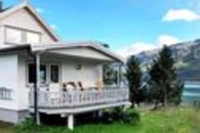 10 persoons vakantie huis in Svensby