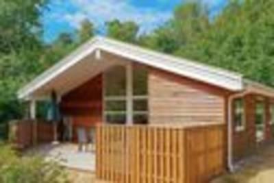 Gezellig vakantiehuis in Hasle met sauna