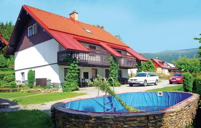 Vakantiehuis In Horni Rokytnice Nad Jizerou