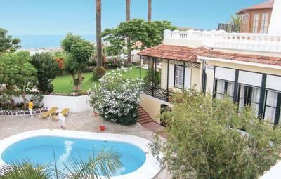 Vakantiehuis In Puerto De La Cruz-Tenerife