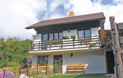 Vakantiehuis In Slapy-Rabyne (Tbm674)