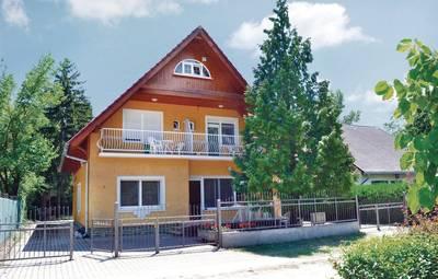 Vakantiehuis In Siófok-Széplak