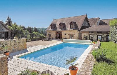 Vakantiehuis In Le Chalard