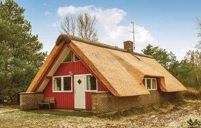 Vakantiehuis In Sønderstrand